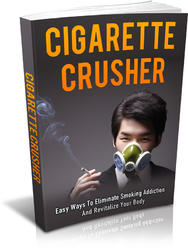Cigarette Crusher