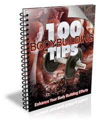 100 Bodybuilding Tips