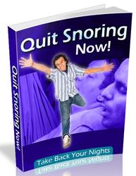 Persistent Snoring In A Child Is The Main Symptom Of