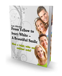 Teeth Whitening From Yellow To Ivory White
