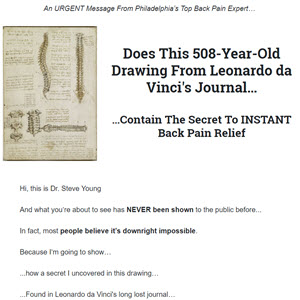 Back Pain Free Forever