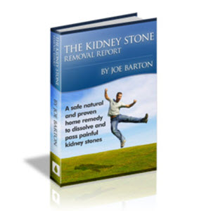 The Kidney Stone Removal Manual