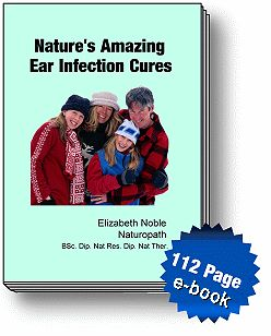 Natural Ear Aches Cure and Treatment