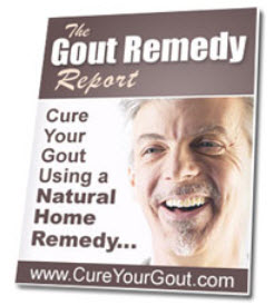 Gout Remedy Ebook