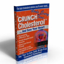 Crunch Cholesterol Program by Colin Carmichael
