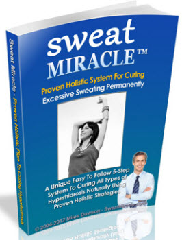 Excessive Sweating Homeopathic Cure