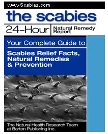 Scabies 24 Hour Natural Remedy By Joe Barton