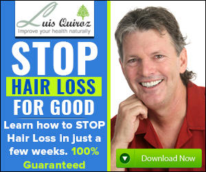 Natural Hair Loss Treatment Book