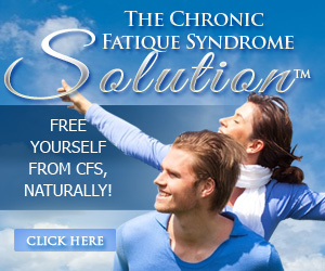 Cure for Chronic Fatigue Found