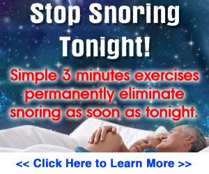 New Home Remedies to Cure Snoring